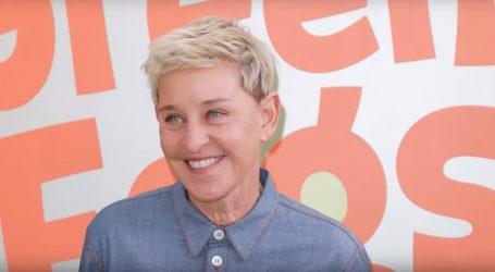 Ellen DeGeneres će primiti priznanje za životno djelo
