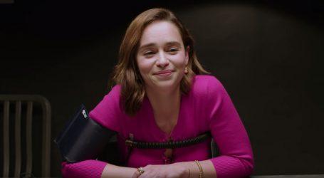 Emilia Clarke ne voli snimati golišave scene