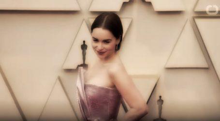 VIDEO: Emilia Clarke ne voli svoje obrve
