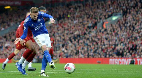 Leicester City skočio na treće mjesto, remi Evertona i Tottenhama