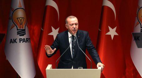 Erdogan rekao da je Turska uhvatila Baghdadijevu suprugu u Siriji