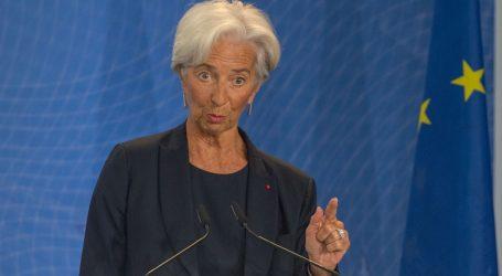 Christine Lagarde stupila na dužnost šefice ECB-a