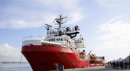 Pronađena tijela sedmero migranata nakon brodoloma blizu Lampeduse