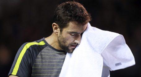 Čilić ne ide na završnicu Davis Cupa u Madridu zbog ozljede koljena