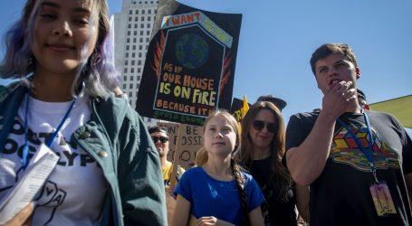 'Klimatski prosvjedi' riječ godine