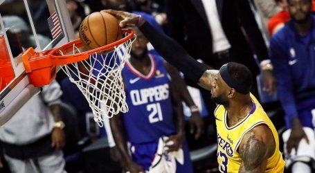 NBA: LeBron i Lakersi preokretom slavili u Dallasu, Mavsi ljuti na suce