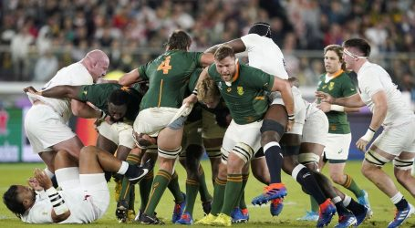 SP ragbi: Treći naslov prvaka za Južnoafričku Republiku