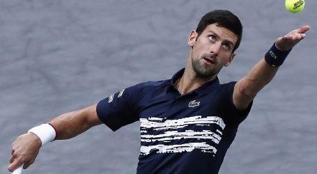 ATP PARIZ Đoković prvi finalist