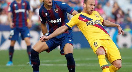 Levante porazio Barcelonu 3 – 1