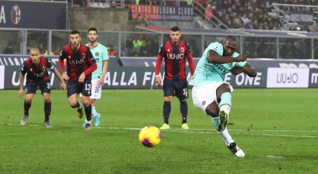 Inter pobjedom nad Bolognom zasjeo na vrh ljestvice talijanskog prvenstva