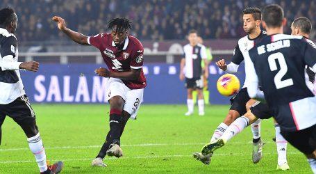 Juventus se vratio na vrh talijanske ljestivce nakon pobjede protiv Torina