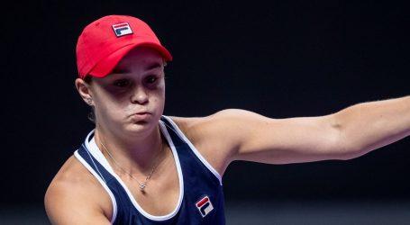 WTA Finale: Ashleigh Barty odnijela trofej i 4,42 milijuna dolara