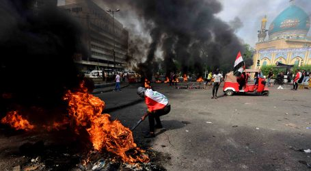 """Irak u štrajku """"do pada režima"""""""