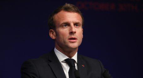 Macron BiH nazvao tempiranom bombom na hrvatskoj granici