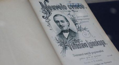 U NSK otvorena izložba autografa i rukopisa Vatroslava Lisinskog