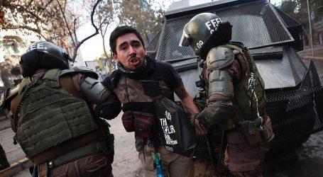 """Na optužbe za policijsko nasilje u Čileu, predsjednik odgovara da """"nema što skrivati"""""""