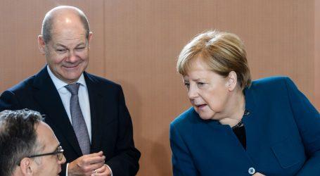 Njemački koalicijski partneri dogovorili se o mirovinama i izbjegli krizu vlade