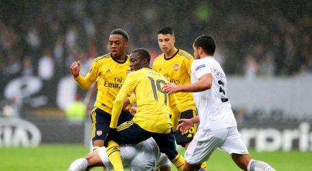 EUROPA LIGA: Arsenal ostao bez pobjede u sudačkoj nadoknadi