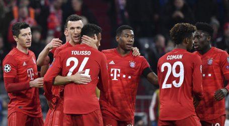 LIGA PRVAKA: Juventus i Bayern osigurali prolazak, Perišić strijelac