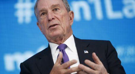 Michael Bloomberg ušao u utrku za demokratsku predsjedničku nominaciju