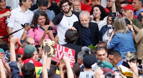 Bolsonaro napao oslobođenog Lulu