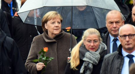 Obilježavanje pada Berlinskog zida: Merkel pozvala na borbu protiv rasizma i antisemitizma