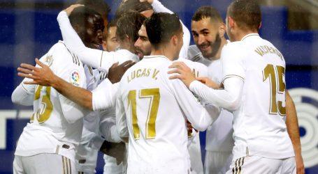 Uvjerljiva pobjeda Reala, Modrić asistent
