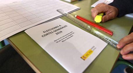 Slabiji odaziv birača na prijevremenim parlamentarnim izborima u Španjolskoj