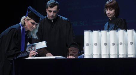 Promovirano 258 novih doktora znanosti zagrebačkog Sveučilišta