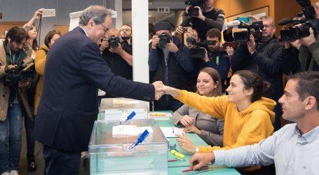 Španjolski parlamentarni izbori protječu mirno u Kataloniji