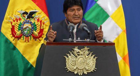 Morales pristao na nove predsjedničke izbore u Boliviji nakon osuđujućeg izvješća OAS-a