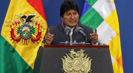 Bolivijski predsjednik Morales stjeran u kut poziva na nove izbore, suparnici traže da se povuče