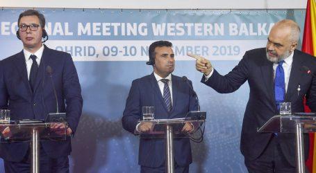 """Srbija, Sjeverna Makedonija i Albanija usuglasile """"mali Schengen"""""""