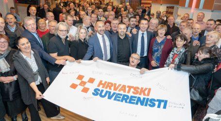 Hrvatski suverenisti od nedjelje udruženi u političku stranku