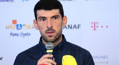 ŠKUGOR 'Imam težak zadatak, nedostaje nam Čilić'