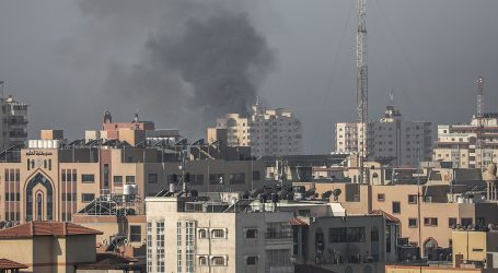 Devetero mrtvih i najmanje 50 ranjenih u eksploziji u pekari u Gazi