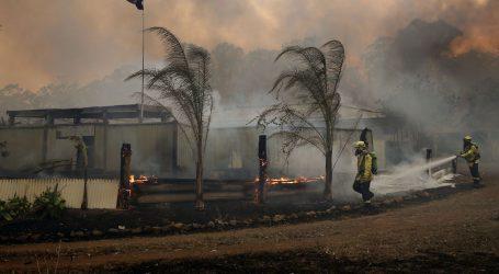 Novi veliki šumski požari u Australiji, stanovnici u skloništima