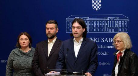 """ŽIVI ZID """"Ministar Ćorić katastrofalno upravlja gospodarenjem otpadom"""""""