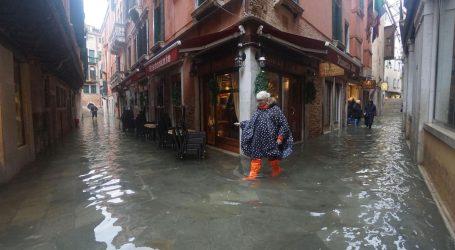 Venecija pod vodom, proglasit će se stanje prirodne katastrofe
