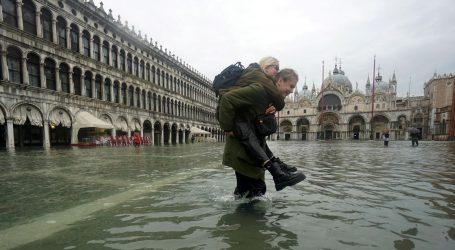Italija izmučena kišom, Venecija se priprema za još jedan 'težak dan'
