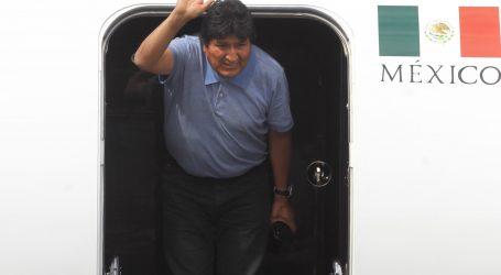 Bivši bolivijski predsjednik Morales doputovao u Meksiko