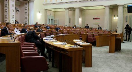 Vlada redom odbija sve oporbene amandmane na proračun