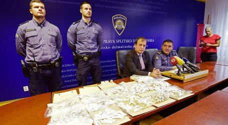 SPLIT Zbog pljačke zlatarnice uhićena dvojica Rusa, treći u bijegu
