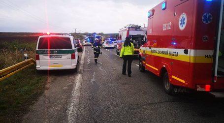 Sudar kamiona i autobusa na zapadu Slovačke, najmanje 13 osoba poginulo