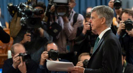 Zastupnički dom krenuo s javnim saslušanjima o Trumpovim kontaktima s Ukrajinom