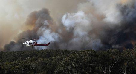 Sydney obavijen dimom velikih požara koji bjesne australskim bušem