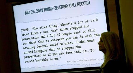 Bijela kuća objavila transkript novog razgovora između Trumpa i Zelenskija