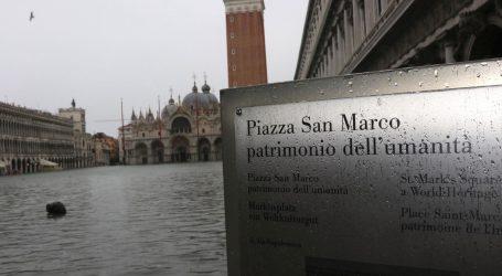 Olakšanje za Veneciju, no u drugim dijelovima Italije i dalje loše vrijeme