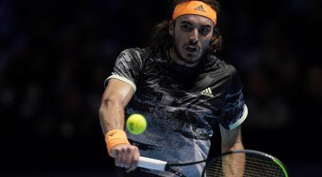 ATP FINALE Tsitsipas preko Federera do meča za naslov