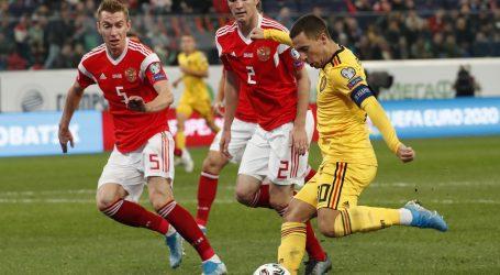 EURO 2020 Pobjeda Walesa, Belgija uvjerljiva kod Rusije